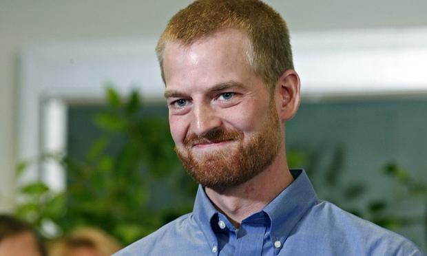 Ebola survivor Dr Kent Brantly