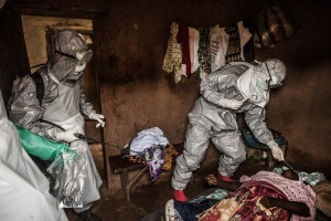 Burial Teams Declare Strike, Ebola Victims Left on The Streets