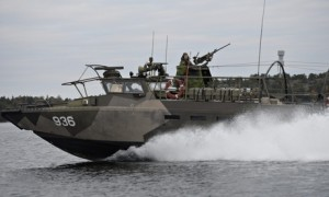 Massive Swedish Hunt for Russian Submarines In Stockholm Archipelago