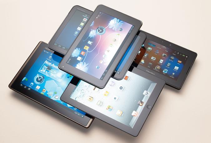 Tablet Sales Drop Massively, Gartner