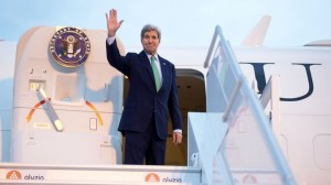John Kerry Flies Commercial Yet Again