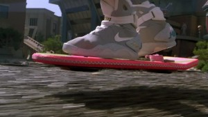 Are Hoverboards Still Science Fiction?