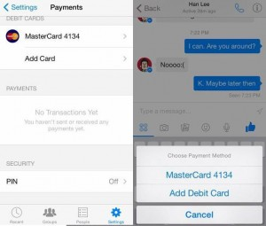 Facebook to Implement Money Transfer Option on the Messenger App