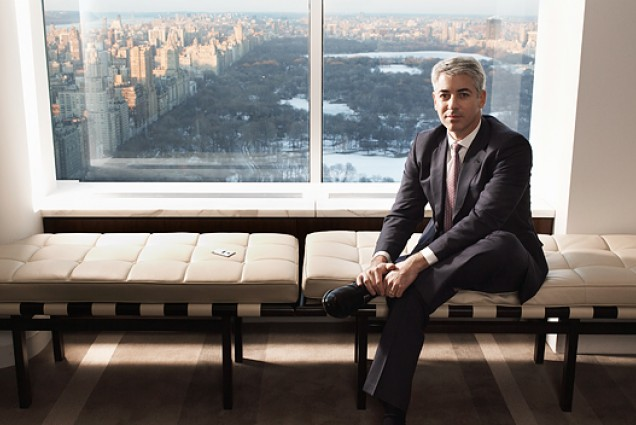 Bill Ackman apartment penthhouse