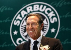 Starbucks CEO Will Continue to Dismiss Washington Until it 'Proves Itself'