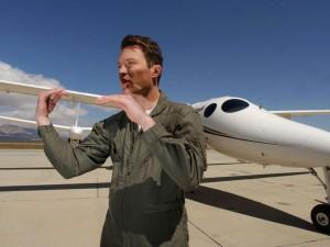 Experienced Pilot, Michael Alsbury, Dies in Spaceship Crash