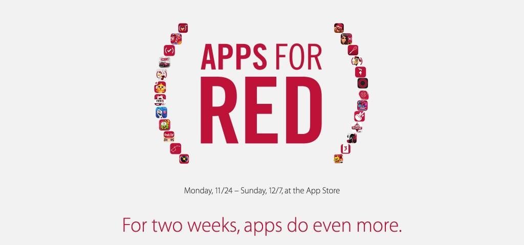 Apple Red Campaign