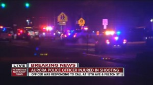 Colorado: Aurora Officer Shot During Routine Traffic Stop