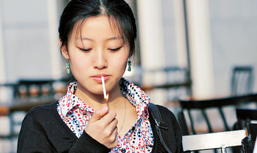 China passes smoke-free law for all public indoor areas