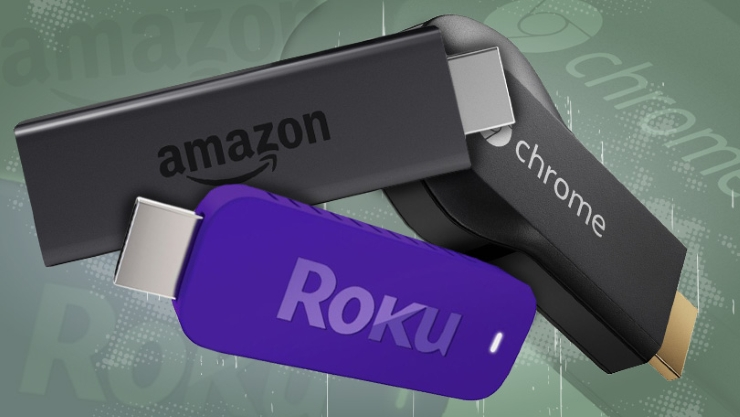 Content Streaming Sticks