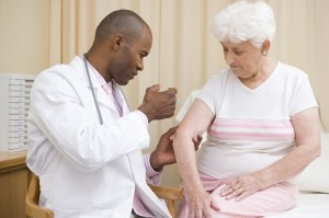 Seniors Benefit from Flu Vaccinations, Review Shows
