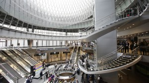 "Fulton Centre Subway Hub Inaugurated, N.Y. is ""Thinking Big"""