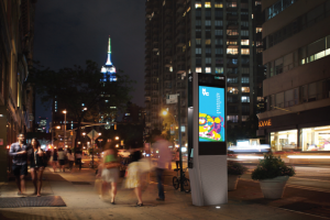 New York City Wi-Fi Hubs Instead of Payphones from 2015