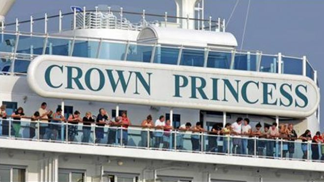 Norovirus Outbreak on Princess Cruises