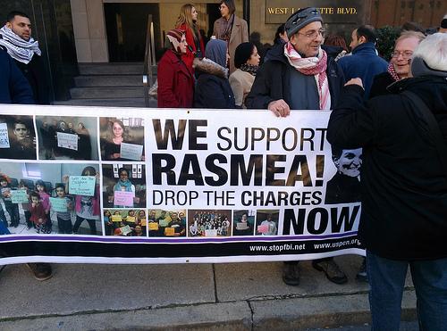 Rasmieh Odeh