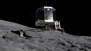 Philae Discovers Organic Molecules on Comet