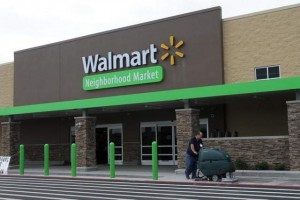 Walmart Third Quarter Revenue Higher than Expected
