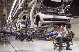 Recognition Drawing Closer at Tennessee VW Plant