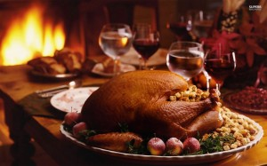 Holiday Feasts: Too Many Calories in Our Thanksgiving Turkey