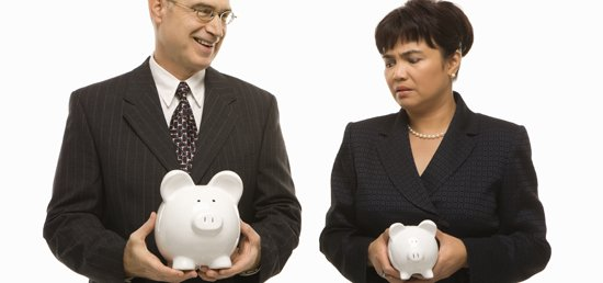 gender pay gap millennials