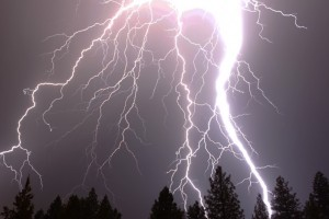 Global Warming May Increase Lightning Strikes by 50 Percent