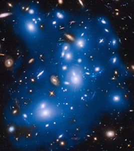 "Dead Galaxies 6 Billion Years Away Revealed by ""Ghost Light"""