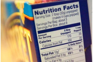 FDA Enforces a Nationwide Calorie Display Rule