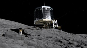 ESA in for 7 Hours of Terror During Risky Comet Landing
