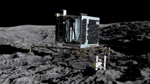 Philae Fades Into Deep Sleep as Batteries Die