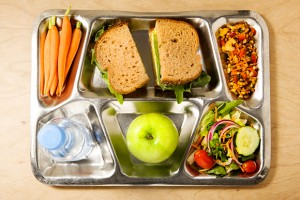 School Lunches More Nutritious Than Meals Packed at Home