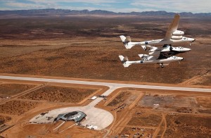 Spaceport Sits Empty, Future Commercial Spaceflight in Jeopardy
