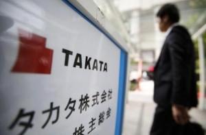Takata Refuses National recall of Side Air Bags