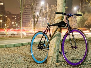 Unstealable Bicycle Developed by Chilean Engineering Students
