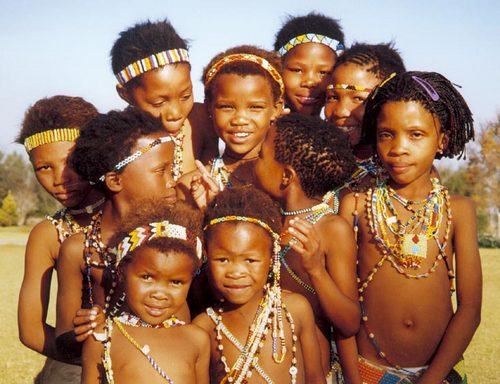 Khoisan People's Gene Pool Unchanged for 150,000 Years