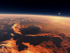 Spikes in Martian Methane Could Rekindle Life on Red Planet Hypothesis