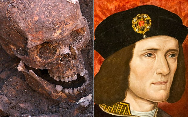 King Richard III dna