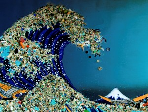270,000 Tons of Plastic Floating In Oceans