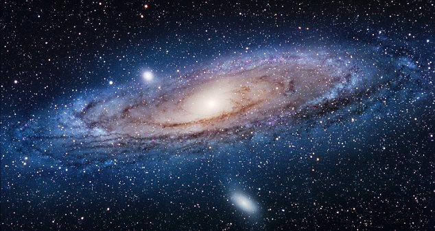 R850/072: Andromeda galaxy, M31, optical image