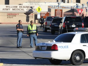 El Paso VA Clinic: A Doctor Was Shot And The Gunman Was Later Found Dead