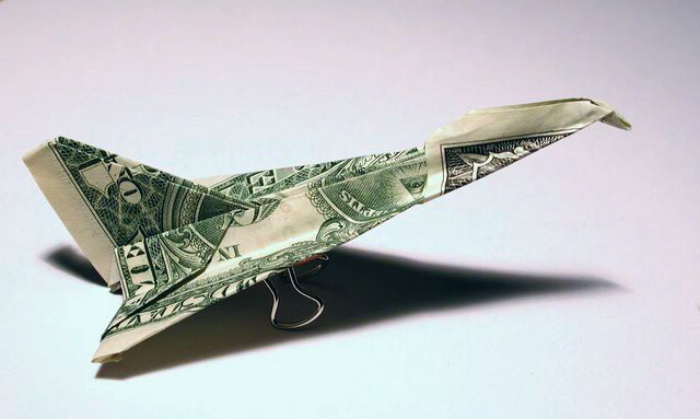 ConcordDuy NguyenPaper Airplanes with Dollar Bills