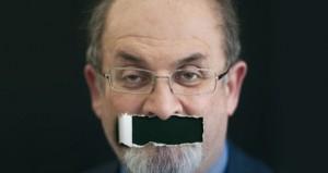 Salman Rushdie defends free speech