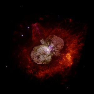"Scientists Create Accurate 3-D Model Of The ""Stellar Monster"" Eta Carinae"