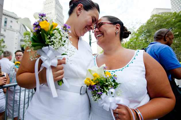 Supreme Court is still tackling gay-marriage bans