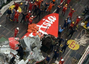 Black Boxes Belonging To Crashed AirAsia Flight Possibly Found