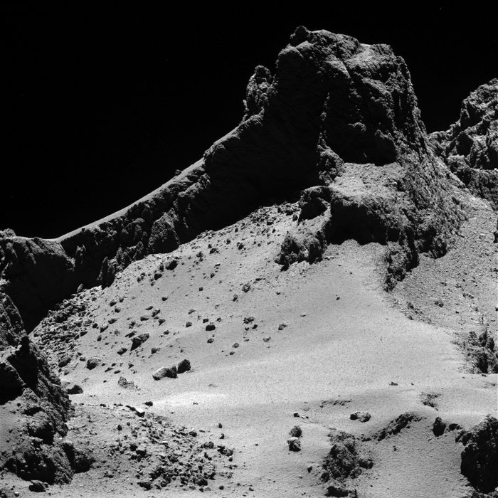 europe's rosetta spacecraft 1