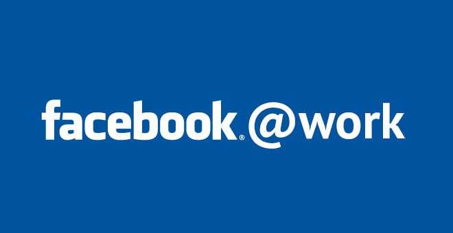 facebook at work released