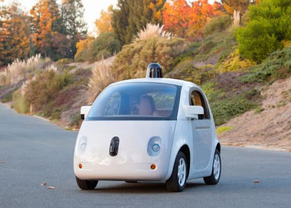 Google Self-Driving Vehicle