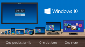 microsoft's windows 10 event