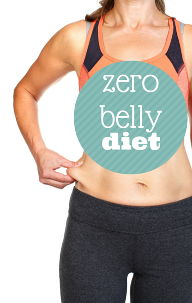zero belly fat
