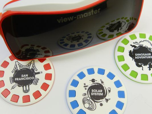 Iconic View Master Makeover